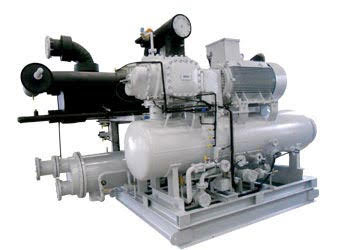 Screw Chillers Manufacturer India