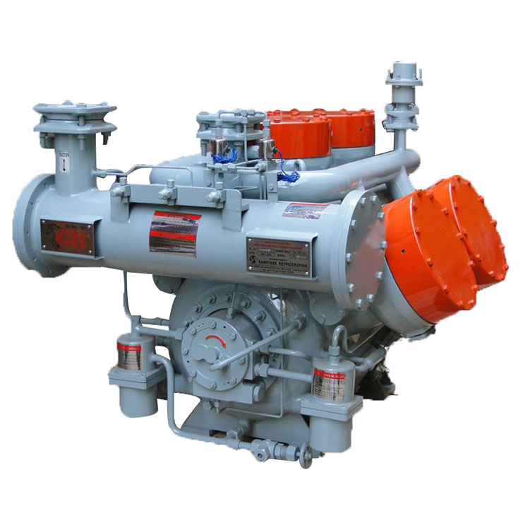 Head Cooled Compressors
